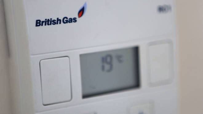 British Gas dispute