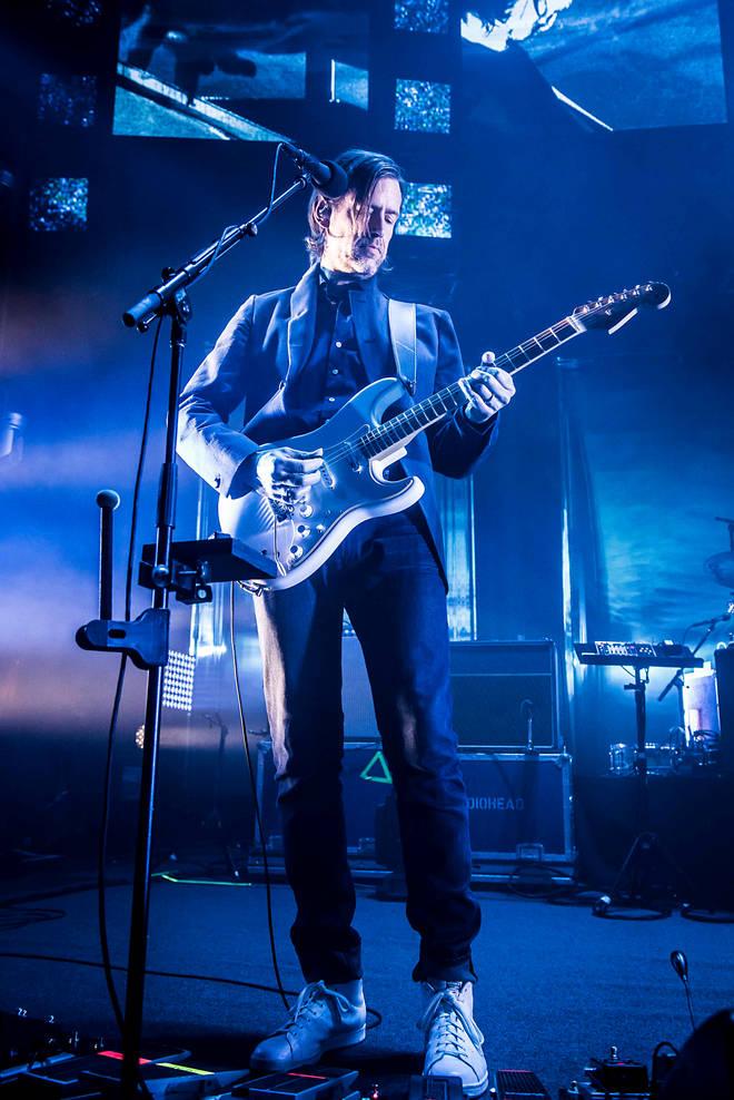 Radiohead gig Roundhouse – London