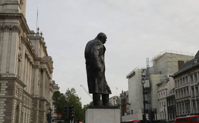 Sir Winston Churchill's skepticism on Indian autonomy was highlighted by Mr Klu