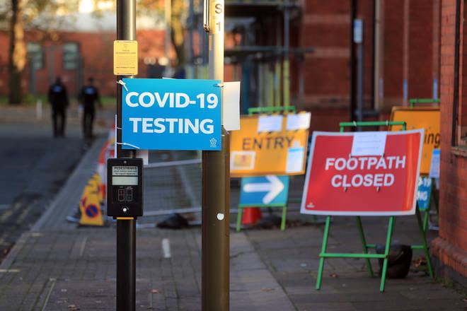Boris Johnson will pledge major testing programmes for all tier 3 areas