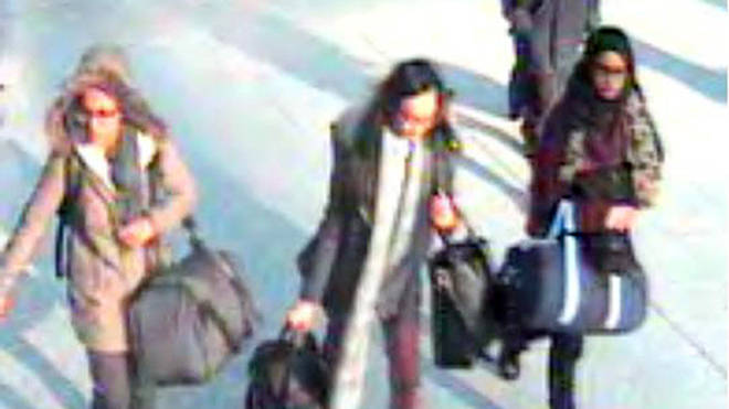 Ms Begum, now 21, was one of three east London schoolgirls who travelled to Syria to join IS in February 2015