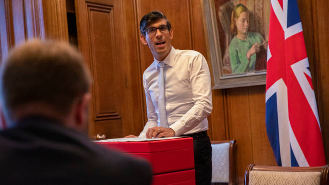 Rishi Sunak will unveil the government's spending plans later