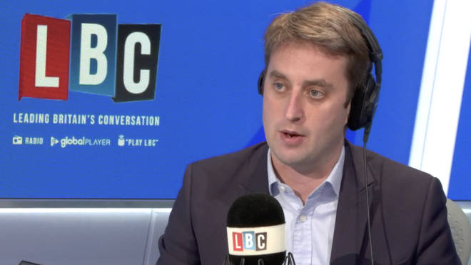 LBC's Theo Usherwood gave his reaction to the Spending Review