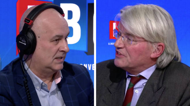 """Senior Conservative MP Andrew Mitchell told LBC he is """"dismayed"""" at Rishi Sunak&squot;s pledge to cut foreign aid"""