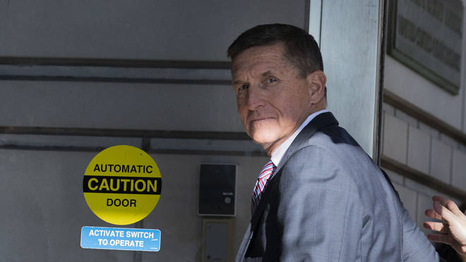 Former national security adviser Michael Flynn has been pardoned by Donald Trump
