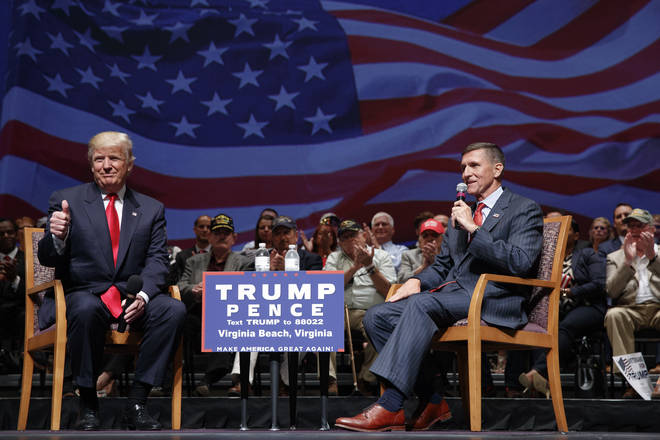 Donald Trump has repeatedly praised Michael Flynn despite the guilty plea