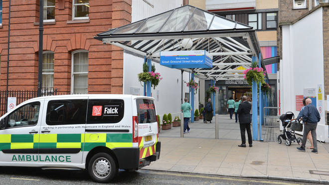 A former porter at Great Ormond St Hospital has been charged with child sex offences