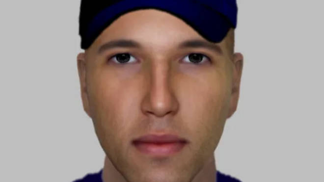 Police want to speak to anyone who recognises the person in this e-fit