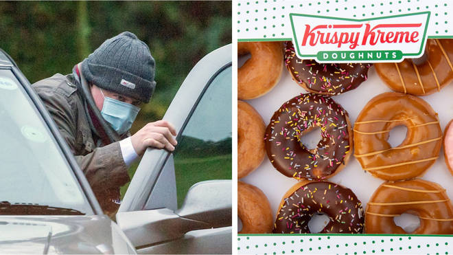 PC Simon Read has been sacked after using a carrot barcode to buy some Krispy Kreme donuts