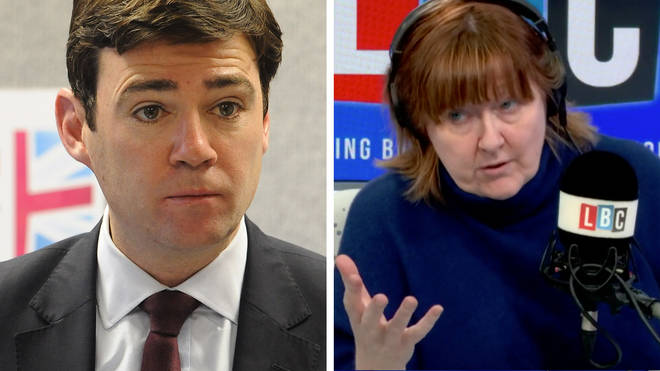 Andy Burnham says Government isn't offering enough Tier 3 business support
