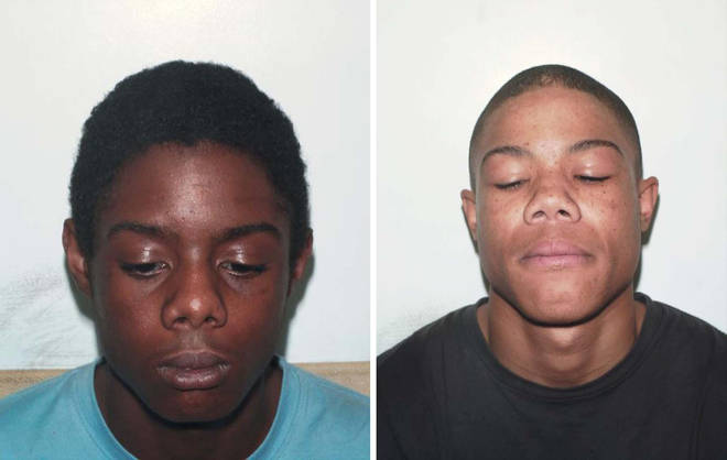 Danny Preddie (left) and his brother Ricky Preddie were both found guilty of the manslaughter Damilola Taylor