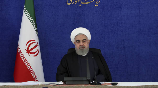 Iran's President Hassan Rouhani has promised revenge for the killing of a nuclear scientist