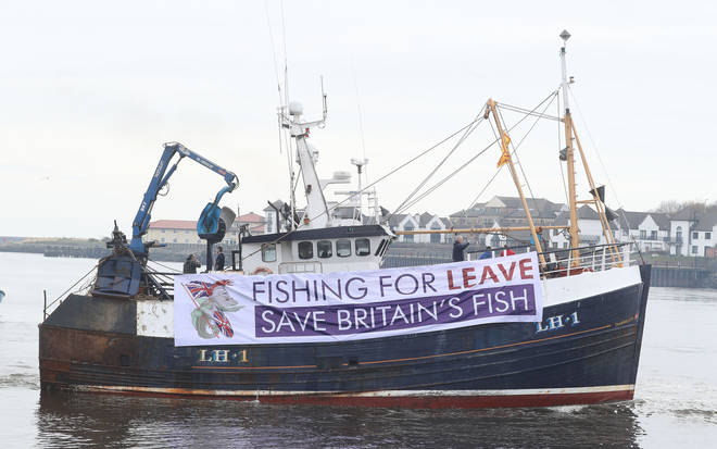 Britain has urged the EU to concede on fishing rights for a deal to be struck