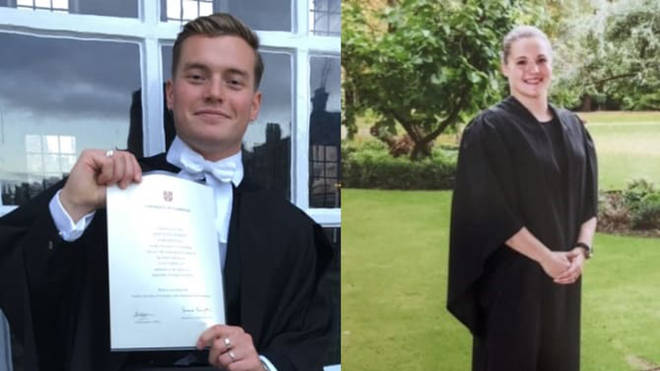 Jack Merritt, 25, was fatally stabbed along with Saskia Jones, 23, by convicted terrorist Usman Khan during a prisoner rehabilitation event at Fishmongers' Hall in London on November 29 last year