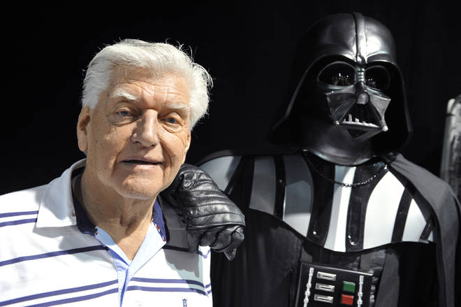 Dave Prowse, who was the actor behind Darth Vader in the original Star Wars trilogy, has died at the age of 85