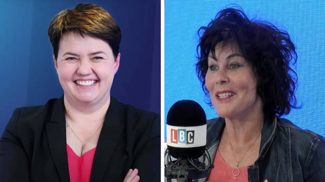 """Comedian and actress Ruby Wax has told LBC's An Inconvenient Ruth people need to work from the """"bottom up"""" to support mental health."""