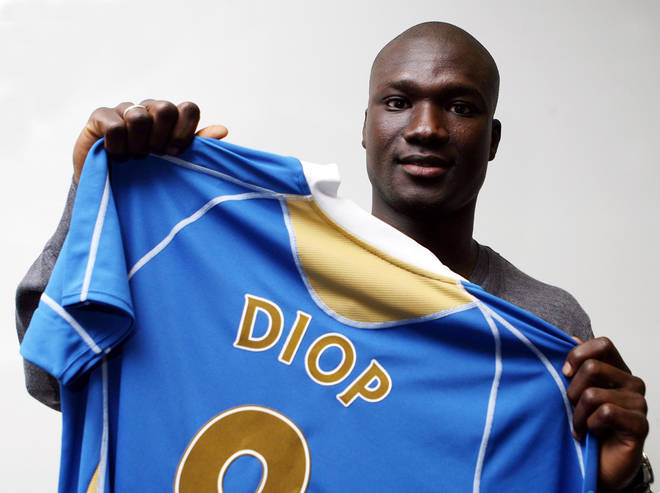 Former Portsmouth star Papa Bouba Diop has passed away aged 42