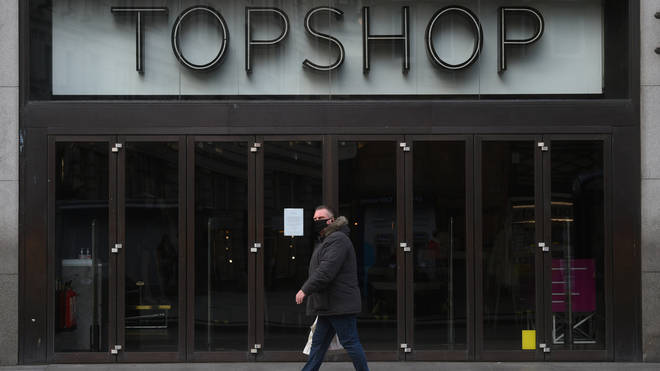 Sir Philip Green's Arcadia Group empire has gone into administration