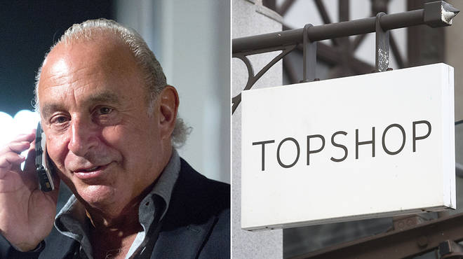 Sir Philip Green's retail empire Arcadia faces administration