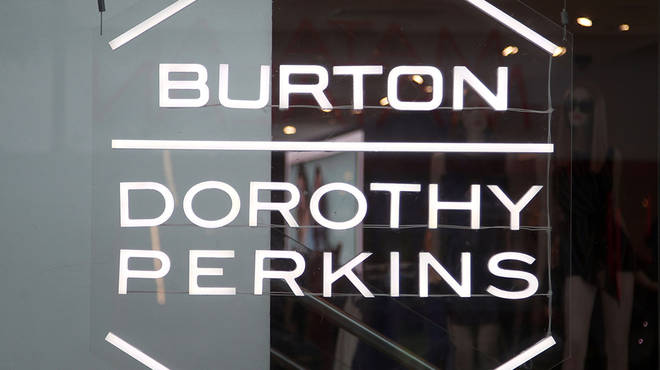 Burton and Dorothy Perkins also at risk as Arcadia faces administration