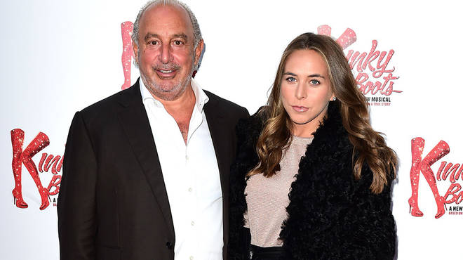 Sir Philip Green and his daughter Chloe Green have enjoyed great success from Arcadia