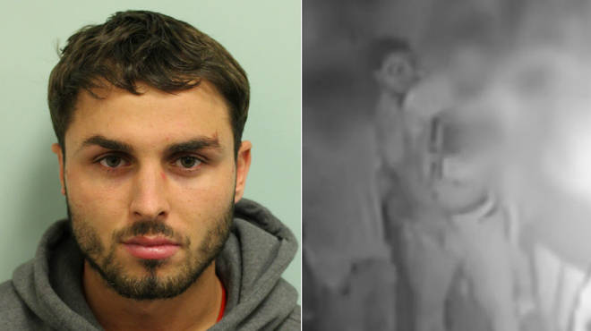Arthur Collins, who has been found guilty of throwing acid across a nightclub