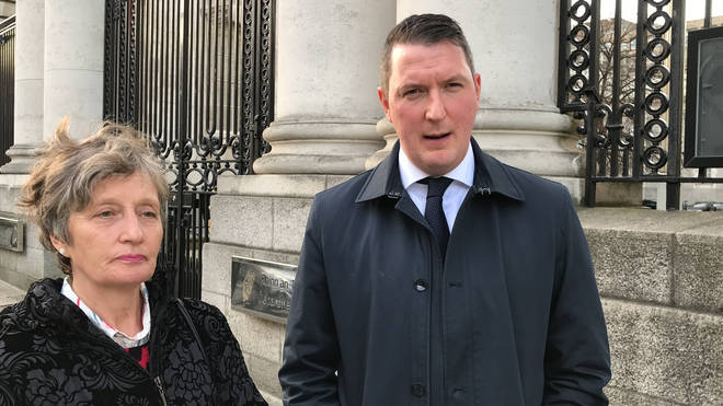 Geraldine and John Finucane have been calling for a public inquiry for decades