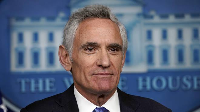 White House coronavirus adviser Dr Scott Atlas