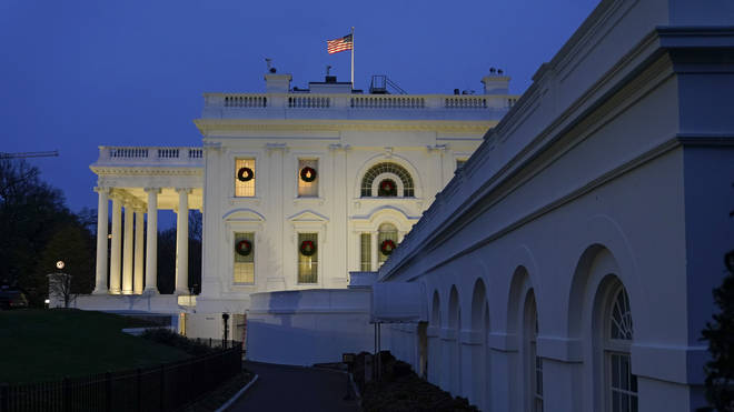 The White House (Patrick Semansky/AP)