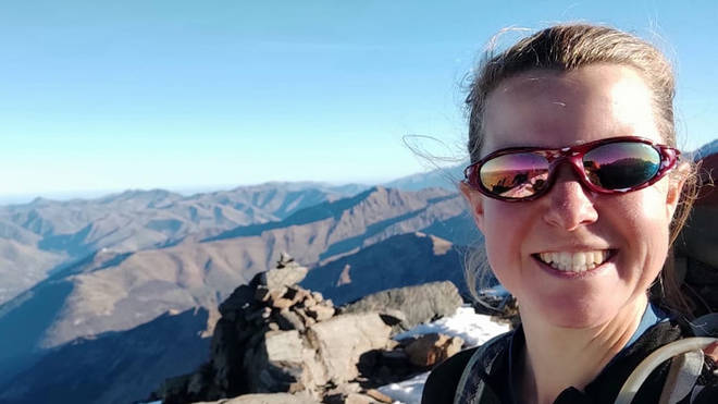 Esther Dingley was expected to return from a solo hike on Wednesday 25 November