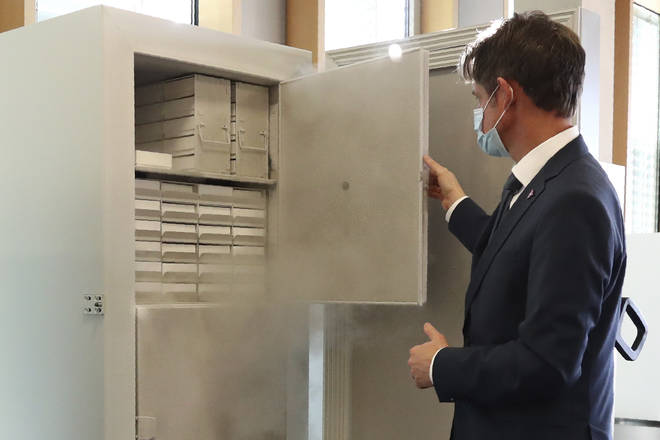 The Pfizer vaccine will need specialist freezers and fridges to store them at low temperaturesSpecialist freezers and fridges are used to store many vaccines