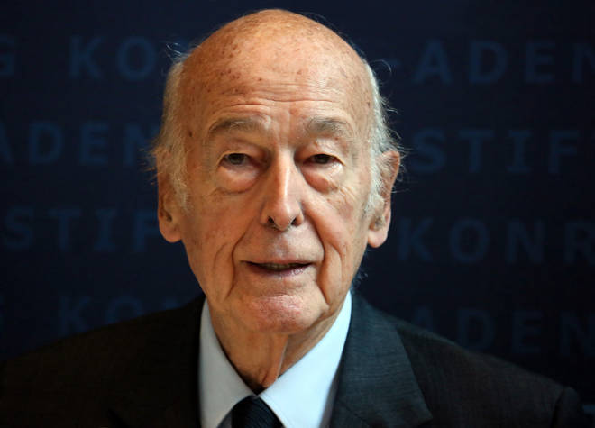 Valery Giscard d'Estaing died following complications linked to Covid-19