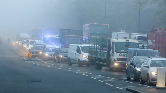Some 778 miles of restrictions on motorways and A-roads in England will be cleared ahead of the festive period