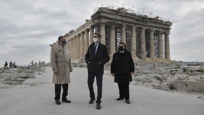 Greece Acropolis