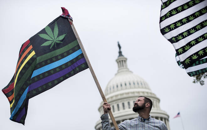 The House has voted to approve a Bill to federally decriminalise marijuana
