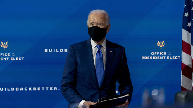 Joe Biden has confirmed vaccination will not be mandatory