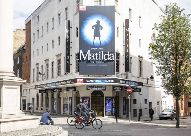 Roald Dahl's works continue to be popular for film and stage adaptations, including Matilda in the West End.