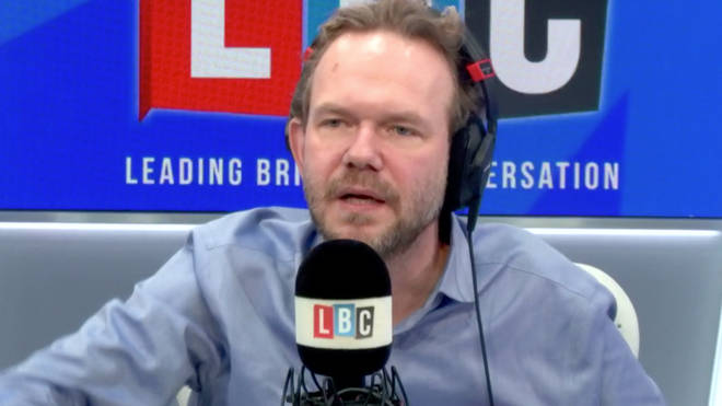 'Let it go': James O'Brien urges frustrated Brexit voters to ditch anger