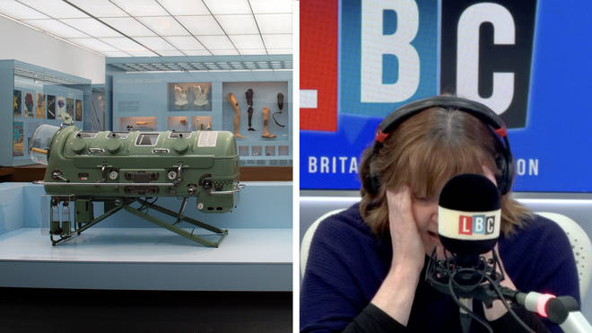 This caller told Shelagh Fogarty he still has nightmares about his time in the iron lung
