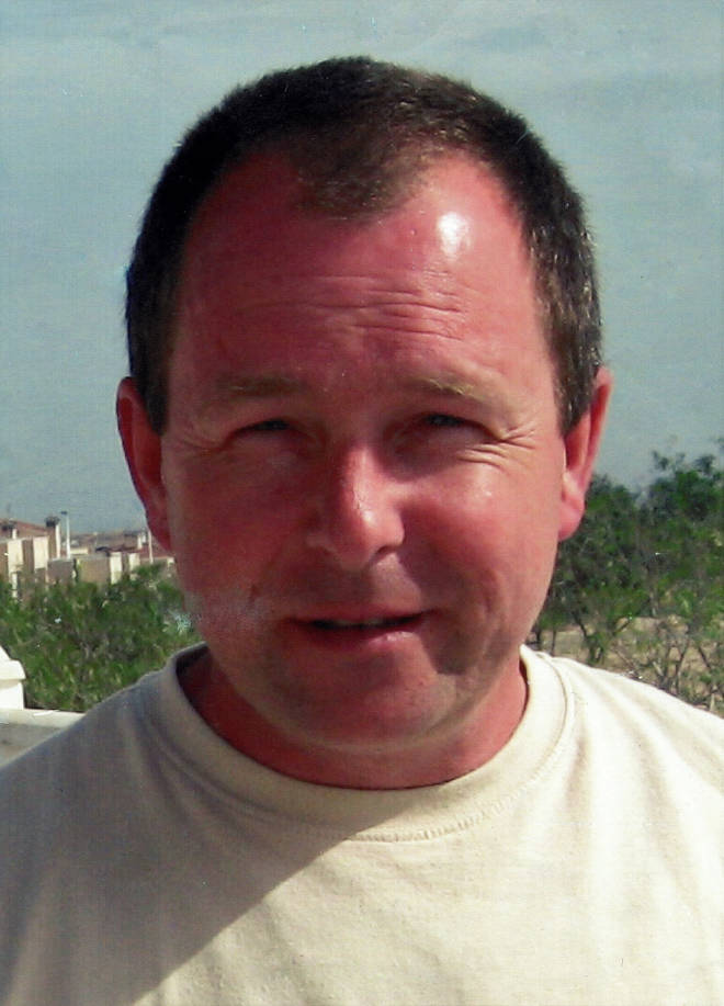 """Ray White was described as """"a wonderful son, brother and father to his two sons"""""""