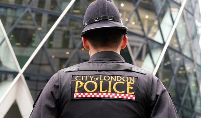"""Police told LBC the London office party was attended by over 45 people, with """"alcohol, a DJ and decks""""."""