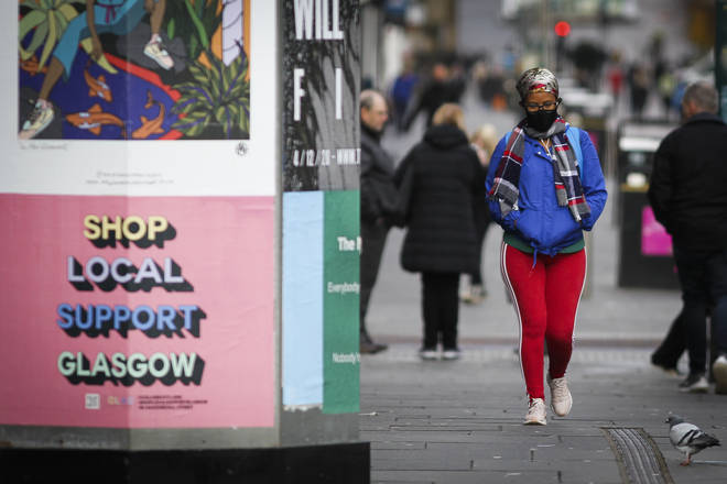 Shops reopen in Scotland from Friday