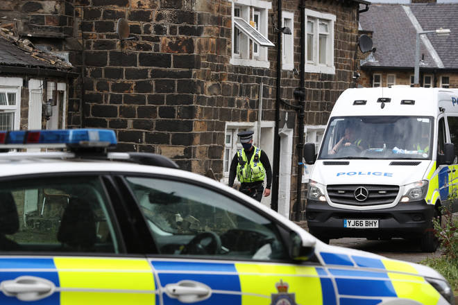 West Yorkshire Police arrested a 15-year-old schoolboy on terror charges