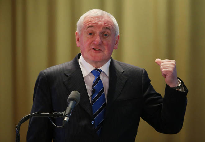 Bertie Ahern insisted the extension is the best option for both parties