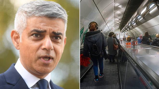 Sadiq Khan has warned London about tougher coronavirus restrictions