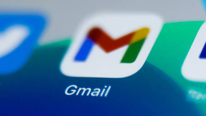 Gmail was one of the services affected