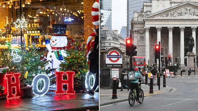 Christmas rules in tier 3: The rules and restrictions for the festive season revealed