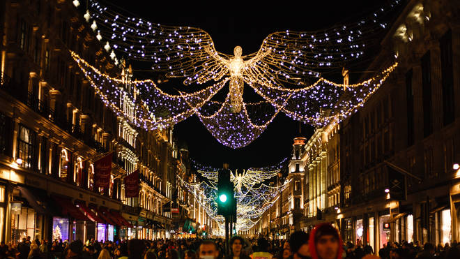 Restrictions are set to be eased over Christmas