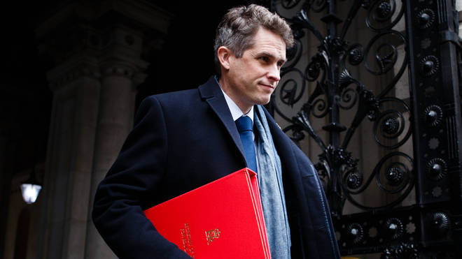 Gavin Williamson issued a temporary continuity direction to the London Borough of Greenwich demanding it withdraw letters to head teachers and parents which advised schools to close