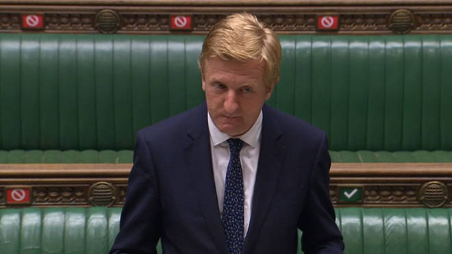Culture Secretary Oliver Dowden brought forward proposals to tackle online abuse